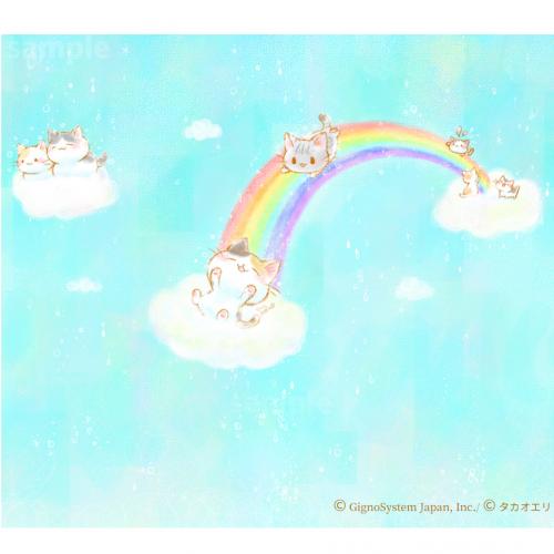 「虹のすべり台*」4月配信   セットアップ∞Lab